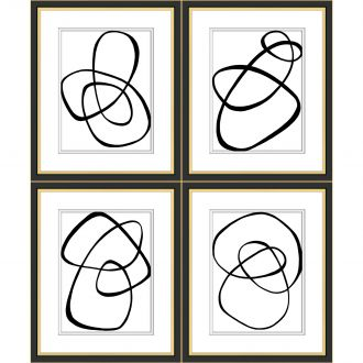 S/4 Loops on Paper