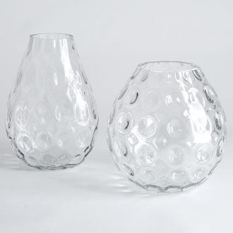 Dimple Vase-Tall
