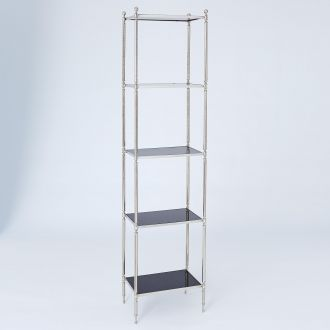 Acorn Etagere-Nickel
