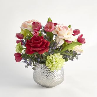 Spring Mixed Floral Bouquet